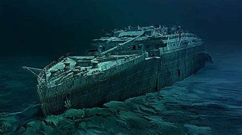 titanic boat launch british travel firm offers tours of titanic wreck starting