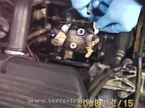 comment demonter une cheminée 300 comment changer le couvercle de la pompe injection diesel