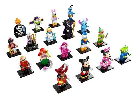 Lego Minifigures Disney Series Desy Duck lego disney minifigure series plastic and plush
