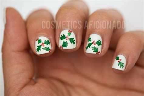 christmas decorated finger nails 15 special nail designs for 2018 uk