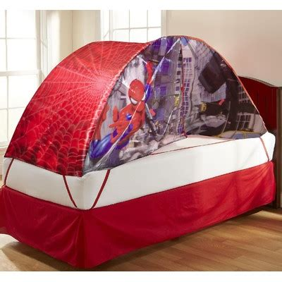 spiderman bed tent spiderman children bed tent