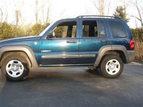 2004 Jeep Liberty Type Buy Used 2004 Jeep Liberty Sport Sport Utility 4wd 3 7l In