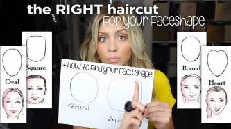 best hair styles for your shape and how to find