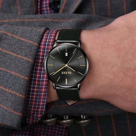 jual jam tangan import pria wanita olevs  original