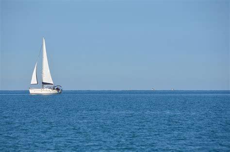 sea boat free photo sea boat sailboat blue free image