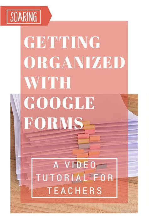 google forms tutorial for teachers curious about google forms this is a step by step video
