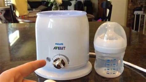 Philips Avent Fast Bottle Warmer Penghangat Botol philips avent express bottle warmer review tip