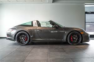 Porsche 911 Targa Sale 2016 Porsche 911 Targa 4 Gts For Sale In Colorado Springs