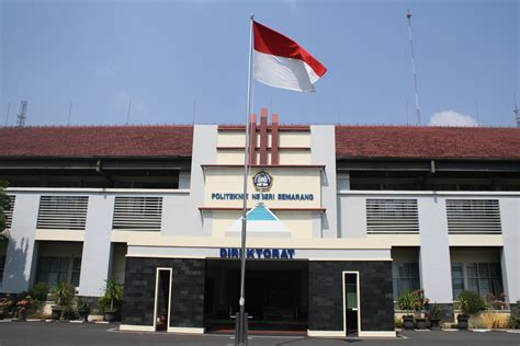 Ac Aux Di Semarang informasi politeknik negeri semarang akreditasi net