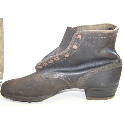 german shoes ww2 german shoe mint boots shoes