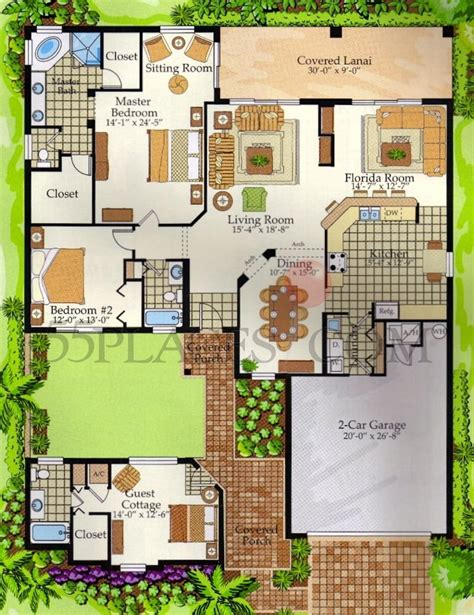 solivita floor plans bolero floorplan 2317 sq ft solivita 55places com
