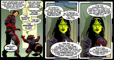 Marvel Comics Les Gardiens De Quot Les Gardiens De La Galaxie 2 Quot Qui Est La H 233 Ro 239 Ne