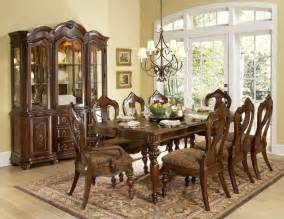 Dining Room Tables Sets Dining Room Gorgeous Formal Dining Room Design With Teak Wood Dining Table And Chairs Designed