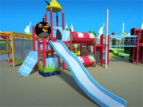 theme park nottingham angry birds activity park to open in nottingham gaming