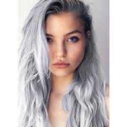 silver gray hair color painandpleasure silver platinum starlight 6 gray