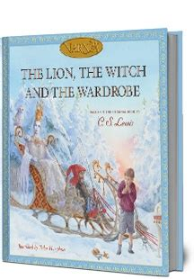 Witch Wardrobe Picture Book by The The Witch And The Wardrobe Picture Book Edition