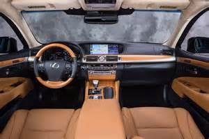 Lexus Ls 460 Interior Look 2013 Lexus Ls 460 Thedetroitbureau