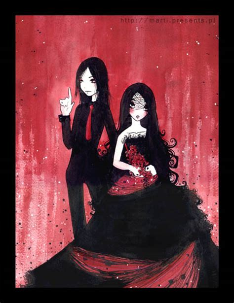 wallpaper gothic couple my chemical romance by ball jointed alice on deviantart