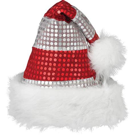 sparkle santa hat ziggos com