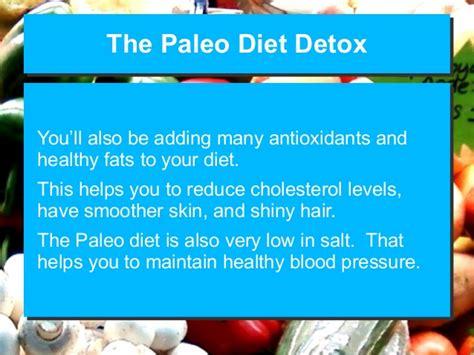 Detox Diet For Chronic Fatigue by The Paleo Diet Detox