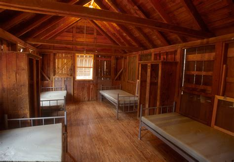 cabin cing prince william forest park u s