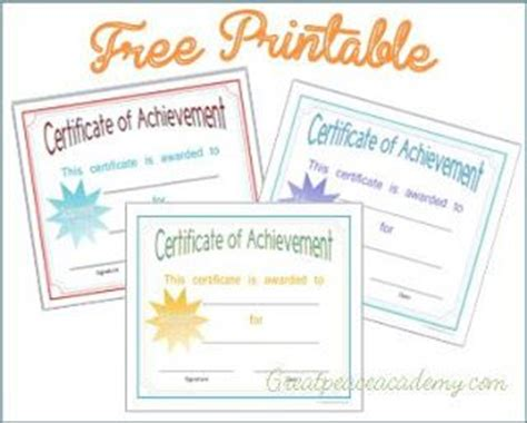 Award Letter Cdr 5 7 Years Meaning 25 Best Ideas About Printable Certificates On Free Printable Certificates Free