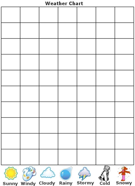 printable picture graphs kindergarten 9 best images of free printable graphs for kindergarten