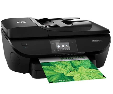 hp printer eprint hp officejet 5740 aio eprint airprint e all in one wifi