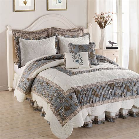 jcpenney comforter sale ridgefield jacobean floral 8 pc comforter set on sale at