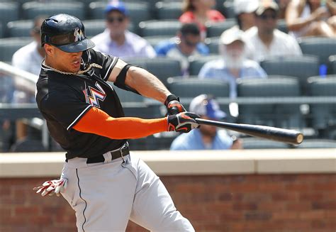 Home Run Derby Bats by Marlins Slugger Giancarlo Stanton Will Participate In All