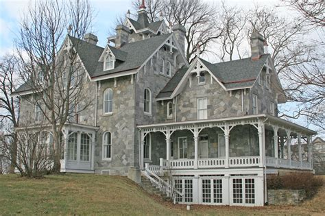 Gothic Revival Home Plans by Carpenter Gothic Stick Victorian Historic House Rare