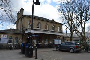 Kew Gardens Station by Kew Gardens Station C N Chadwick Geograph Britain And