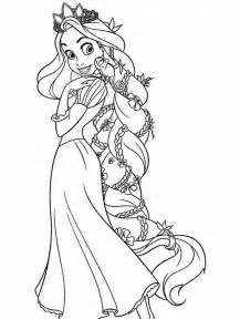 rapunzel coloring pages rapunzel coloring page coloring home