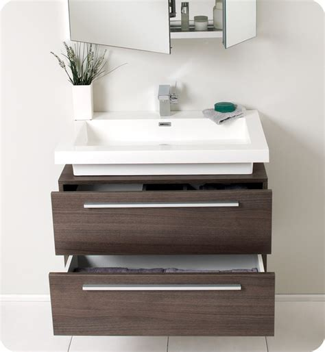 Modern Floating Vanities by Floating Bathroom Vanities New York By