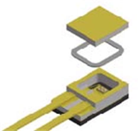 silicon diode cryogenic temperature sensor dt 670 series silicon diode temperature sensor