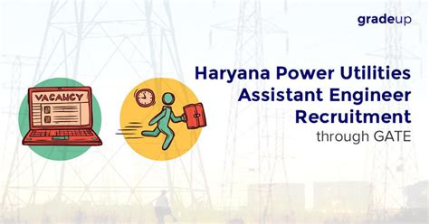 Mba Through Gate 2017 by Haryana Power Utilities Assistant Engineer Recruitment