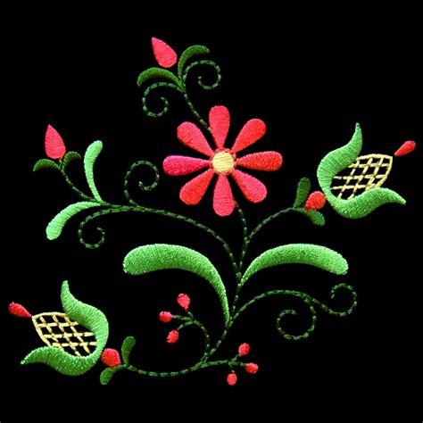 embroidery designs polish28 folk machine embroidery design 3