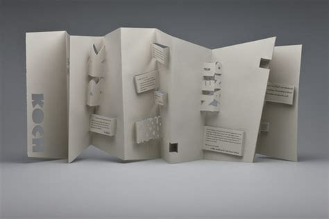 cool  pop  brochure design ideas