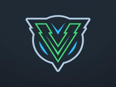 Letter V Logo Design by Mason Dickson - Dribbble V And S Logo Design