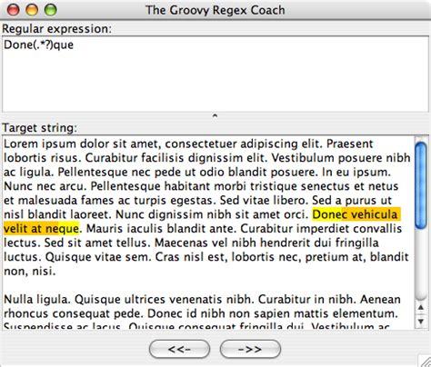regex pattern groovy regex coach groovy and java regular expressions