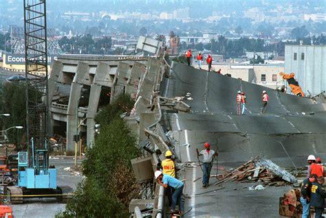 earthquake in california image gallery los angeles earthquake