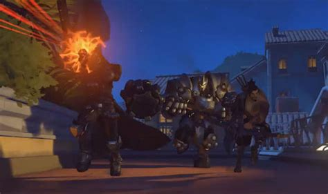 Pc Dlc Overwatch Lootbox X24 overwatch new character update gets xbox one ps4 players kicked from gaming
