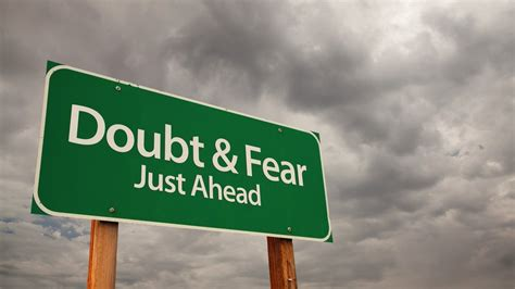 5 ways to stop self doubt in its tracks