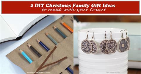 cricut christmas gift ideas 2 diy gift ideas to make with your cricut hazel gold designs