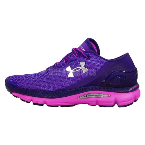 s armour shoes on sale armour speedform gemini purple pink womens running
