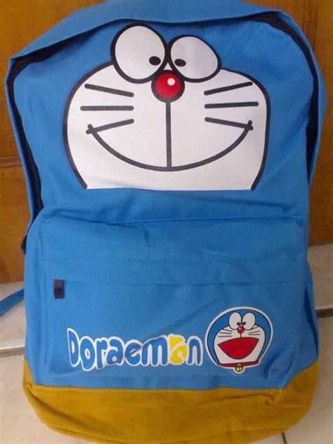 Tas Paketan Ransel Doraemon aksesoris doraemon bandung doraemon specialist