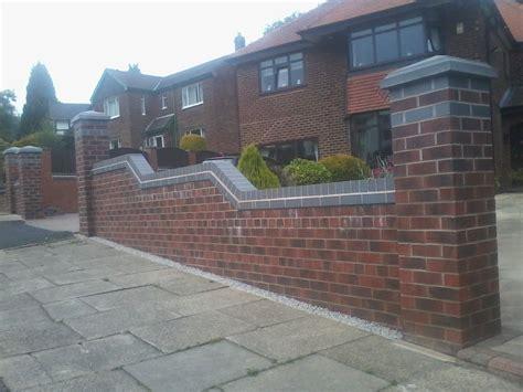 Mather Brickwork Ltd 100 Feedback Bricklayer Extension Front Garden Walls