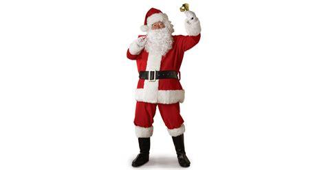 legacy santa suit adult costume buycostumes com