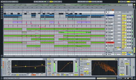 Tr5nce Trance Progressive Ableton Live Template Project Abletunes Ableton House Template