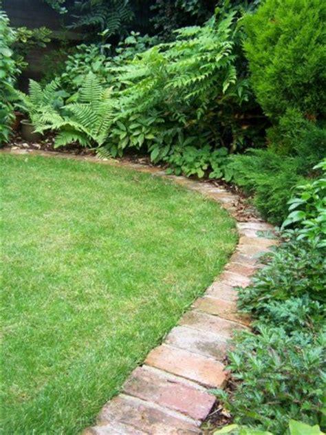 walls edging copper beech garden design hereford